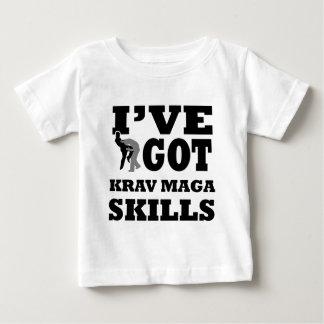 Krav Maga Martial Arts designs Tee Shirt