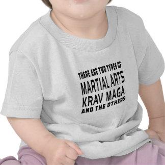 Krav Maga Martial Arts Designs T-shirt