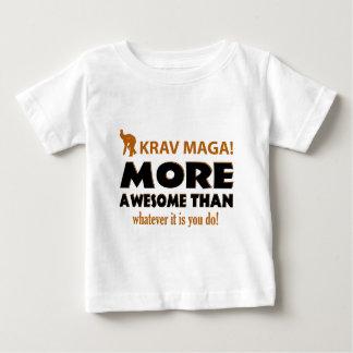 Krav Maga Martial arts gift items Baby T-Shirt