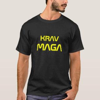 krav maga martial arts tshirt