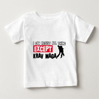 krav maga martial design tee shirts