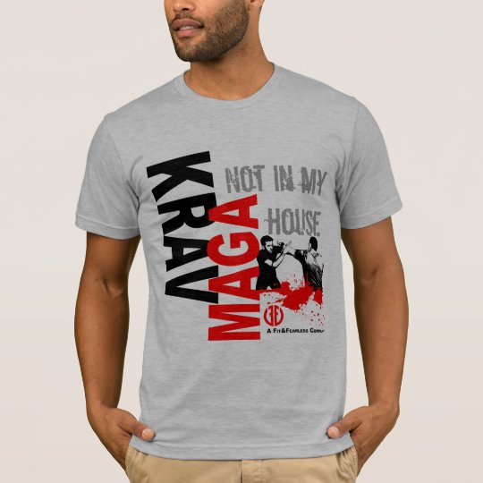 "Krav Maga ""Not in My House"" - Fit"