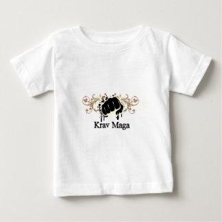 Krav Maga Punch Baby T-Shirt