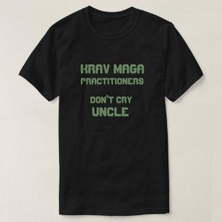 Krav Maga Quip T-Shirt