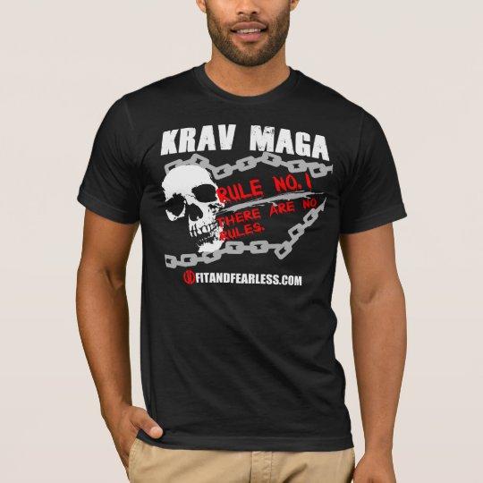Krav Maga - Rule No. 1 - Fit