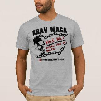 Krav Maga - Rule No. 1 T-Shirt