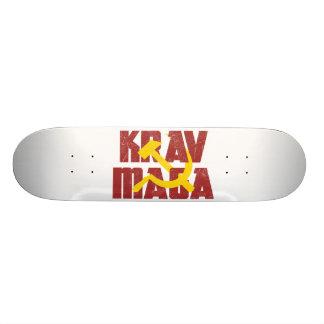 Krav Maga Russia Soviet Union Custom Skateboard