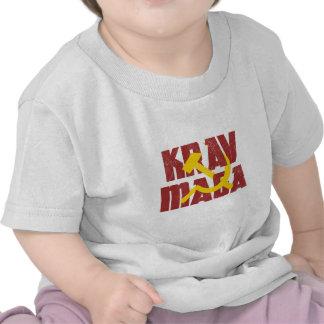 Krav Maga Russia Soviet Union T-shirt