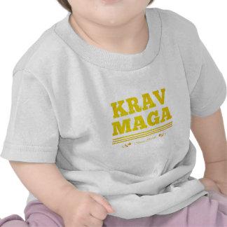 Krav Maga since 1944 golden T Shirts