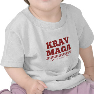 Krav Maga since 1944 red Tees