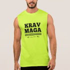 Krav Maga since 1944 Sleeveless Shirt