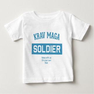 Krav Maga Soldier Tee Shirts