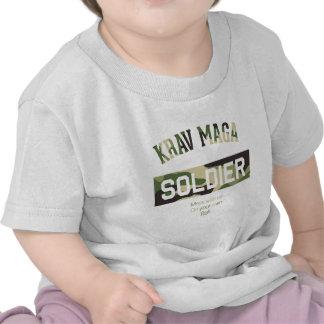 Krav Maga Soldier Shirts