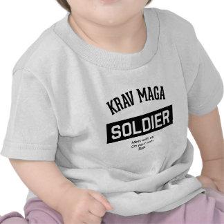 Krav Maga Soldier Tshirt