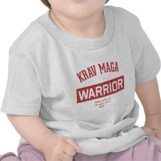 Krav Maga Warrior Tee Shirts