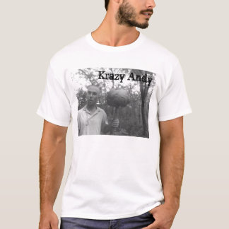 Krazy andy T-Shirt