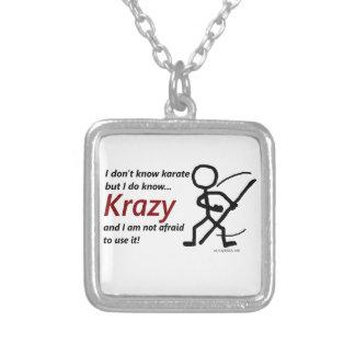 Krazy Karate Jewelry