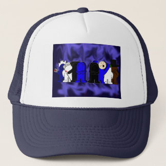 Krazy Klay Town Characters Hat