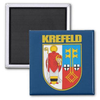 Krefeld Square Magnet