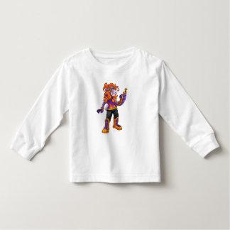 Kreludor Team Captain 2 Toddler T-Shirt