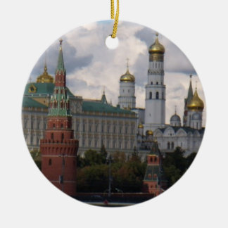 Kremlin in Moscow, Russia Ornament
