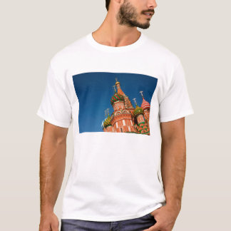 Kremlin, Vasiliy Blessed   Moscow, Russia T-Shirt