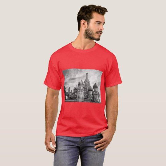 Kremlin x. Big Wave V T-Shirt