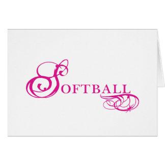 Kresday Flare Softball Card