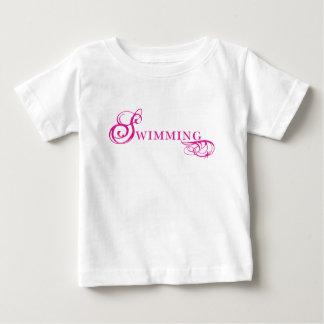 Kresday Flare Swimming Tshirts