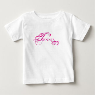 Kresday Flare Tennis Baby T-Shirt
