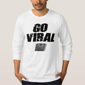KRH Designs Mic'd Up Go Viral T-Shirt