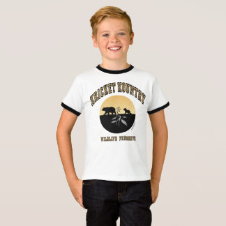 KRICKET KOUNTRY WILDLIFE PRESERVE...bears! T-Shirt
