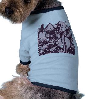 Kris Alan Comic Pet T Shirt