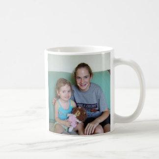 kris_Charity Basic White Mug