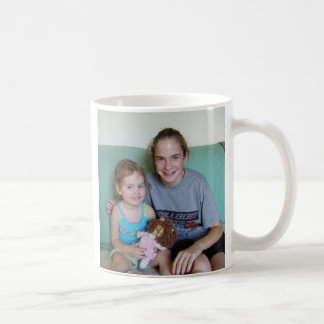 kris_Charity Classic White Coffee Mug