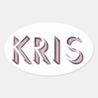 Kris sticker