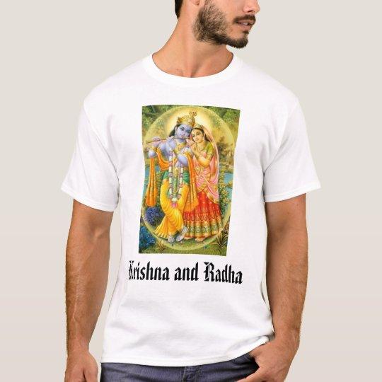 Krishna and Radha, Krishna and Radha T-Shirt