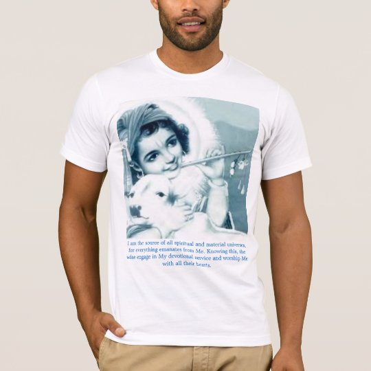 Krishna, Source of All T-Shirt
