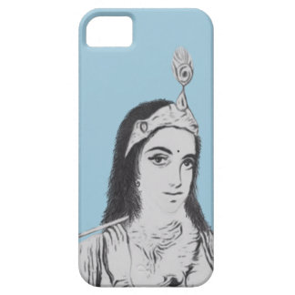 Krishna with Flute iPhone 5 Cover