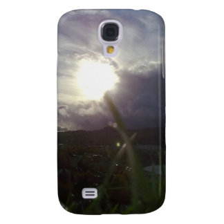 Kristiansten Fortress viewpoint Galaxy S4 Case