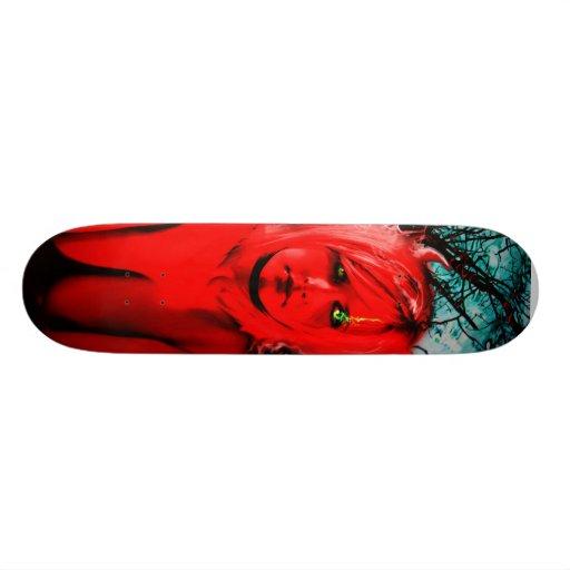 Kristsina Succubus Skateboard