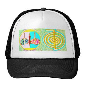KRIYA n CHOKURAY Mesh Hats