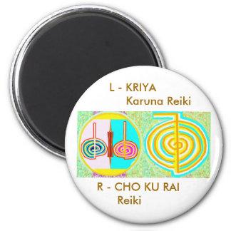 KRIYA n CHOKURAY Magnet