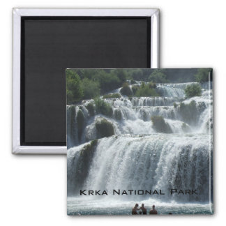 Krka National Park Magnet