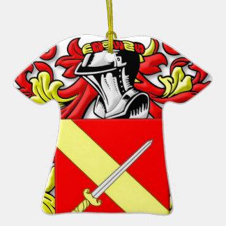 Kroft Coat of Arms Ornament