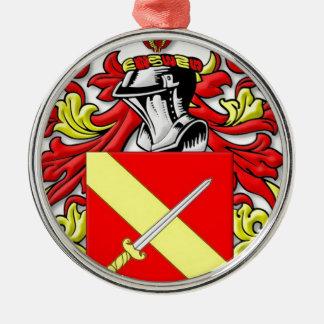 Kroft Coat of Arms Christmas Ornaments