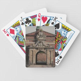 Kronborg Castle Entrance Deck Of Cards