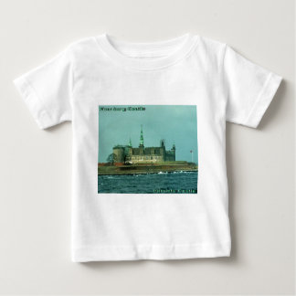 Kronborgs Castle Hamlets Castle In Denmark Baby T-Shirt