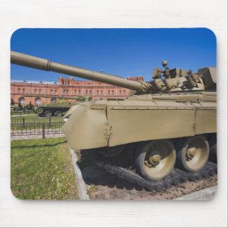 Kronverksky Island, Artillery Museum, tanks Mouse Mat