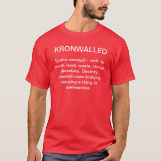 KRONWALLED T-Shirt